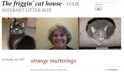 The Friggin Cat House